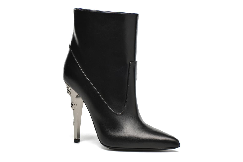 Boots en enkellaarsjes Versus Zwart