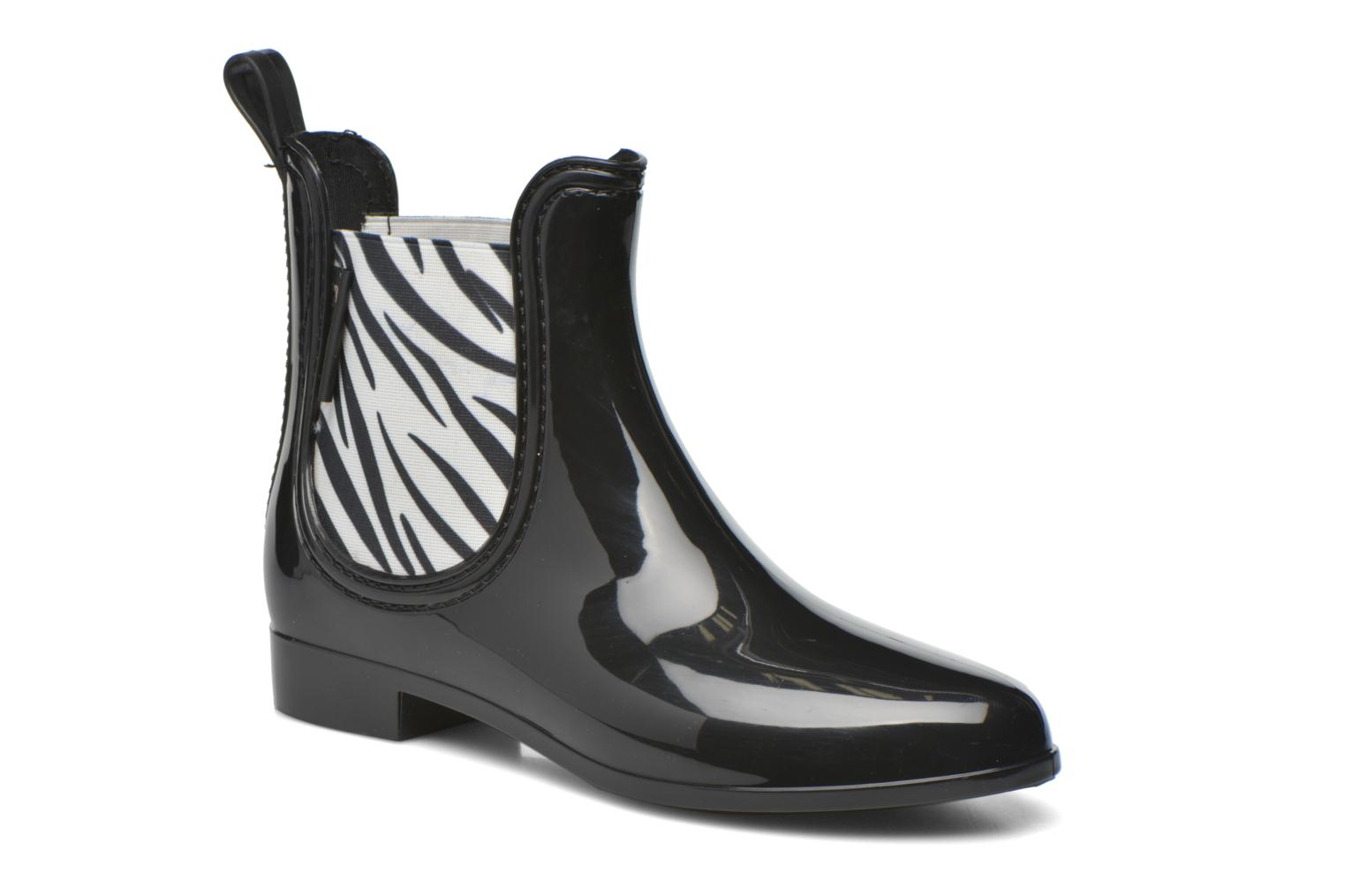Boots en enkellaarsjes Beatle Zebre by Be Only