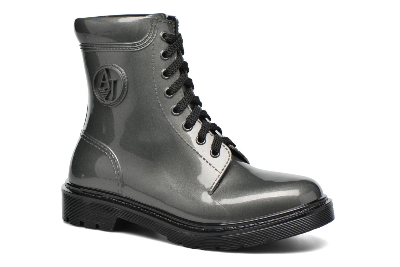 Boots en enkellaarsjes Armani Jeans Grijs