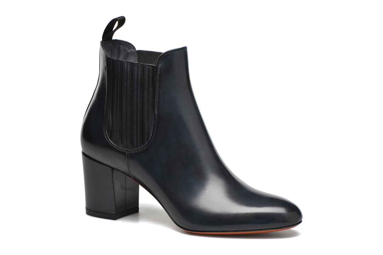 Boots en enkellaarsjes Santoni Blauw