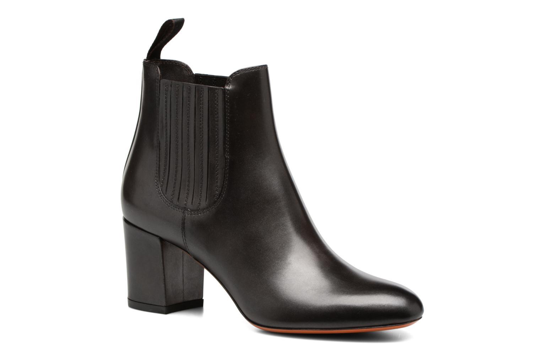 Boots en enkellaarsjes Santoni Grijs