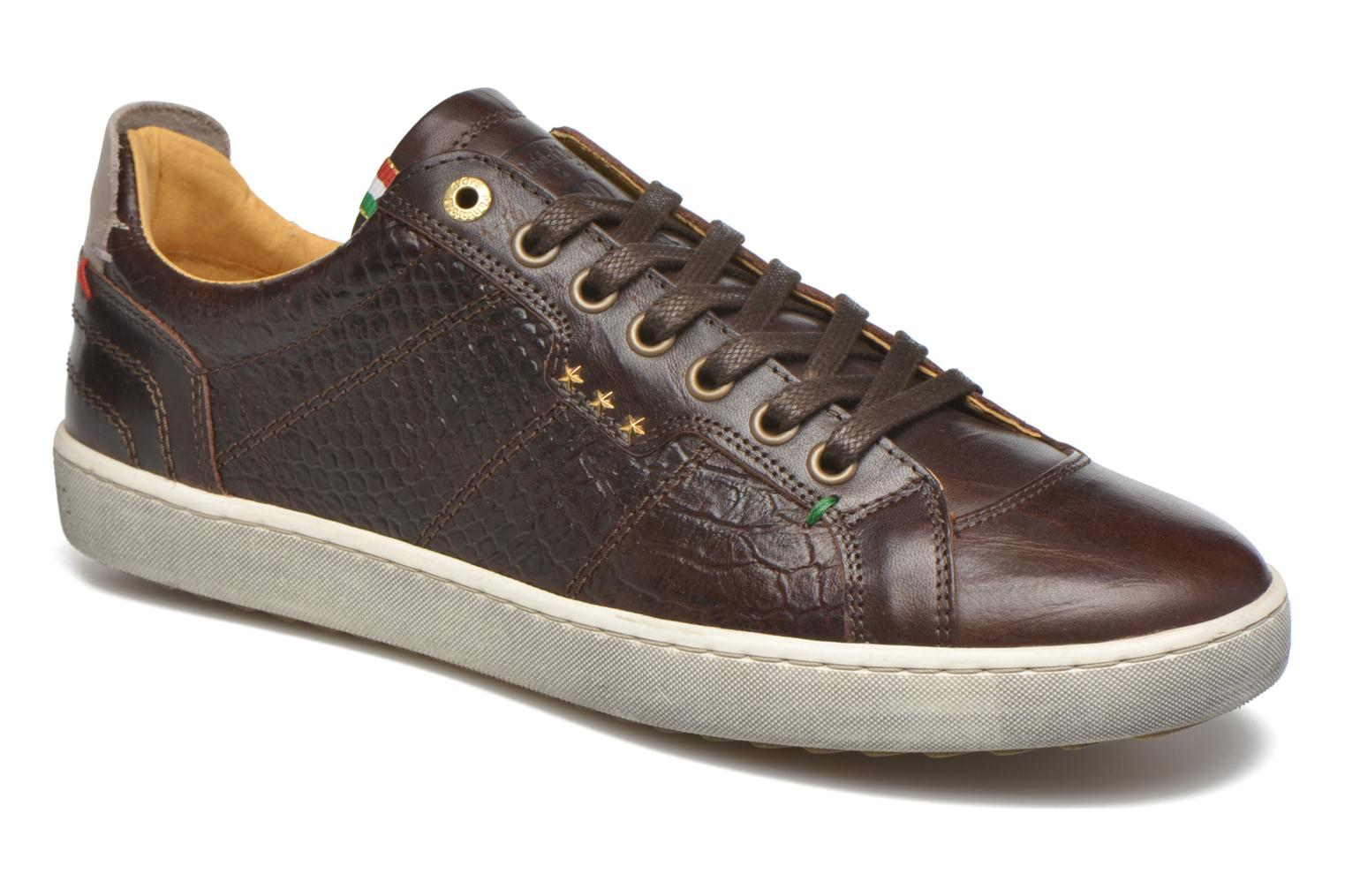 Sneakers Montefino Croco Low Men by Pantofola d'Oro