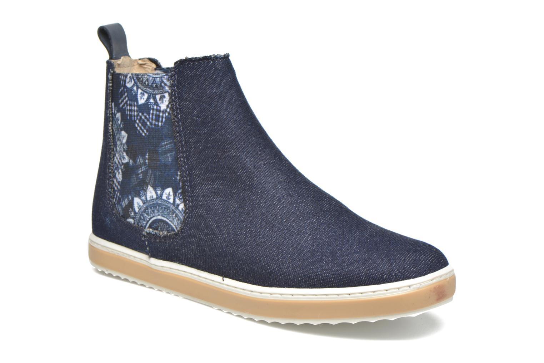 Boots en enkellaarsjes Desigual Blauw
