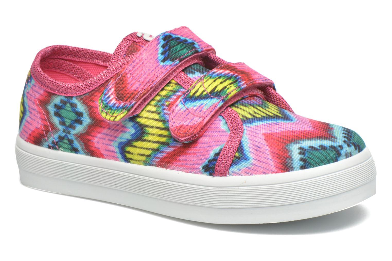 Sneakers Desigual Roze