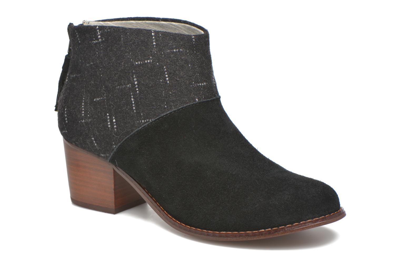 Boots en enkellaarsjes TOMS Zwart