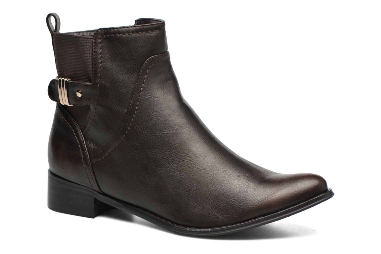Boots en enkellaarsjes Enza Nucci Bruin