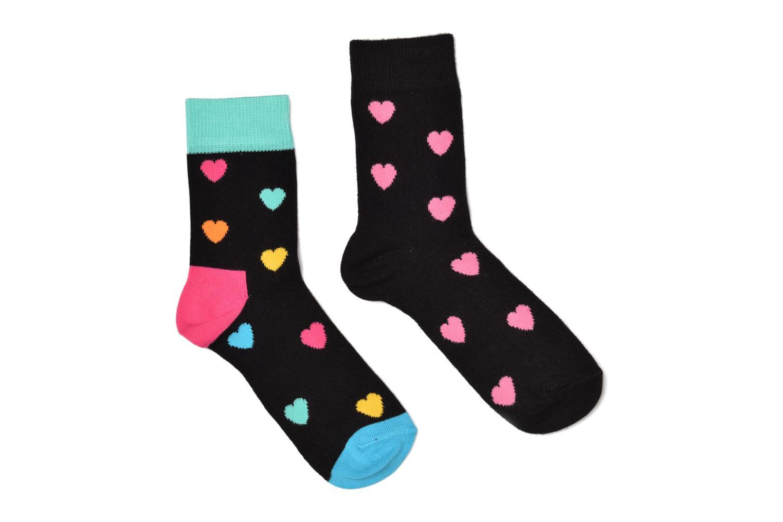 2-Pack Heart Socks