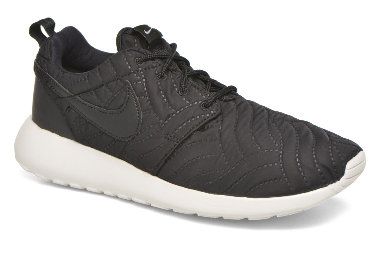 new arrival 75c7a 60610 ... czech womens nike roshe run print sneaker size 10 m black 52571 11a3f
