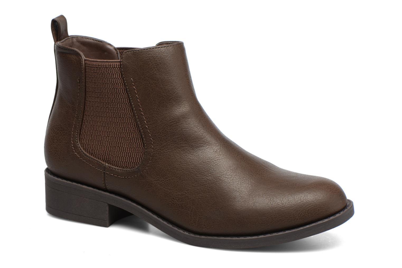 Boots en enkellaarsjes Dorothy Perkins Bruin