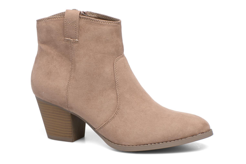 Boots en enkellaarsjes Dorothy Perkins Grijs