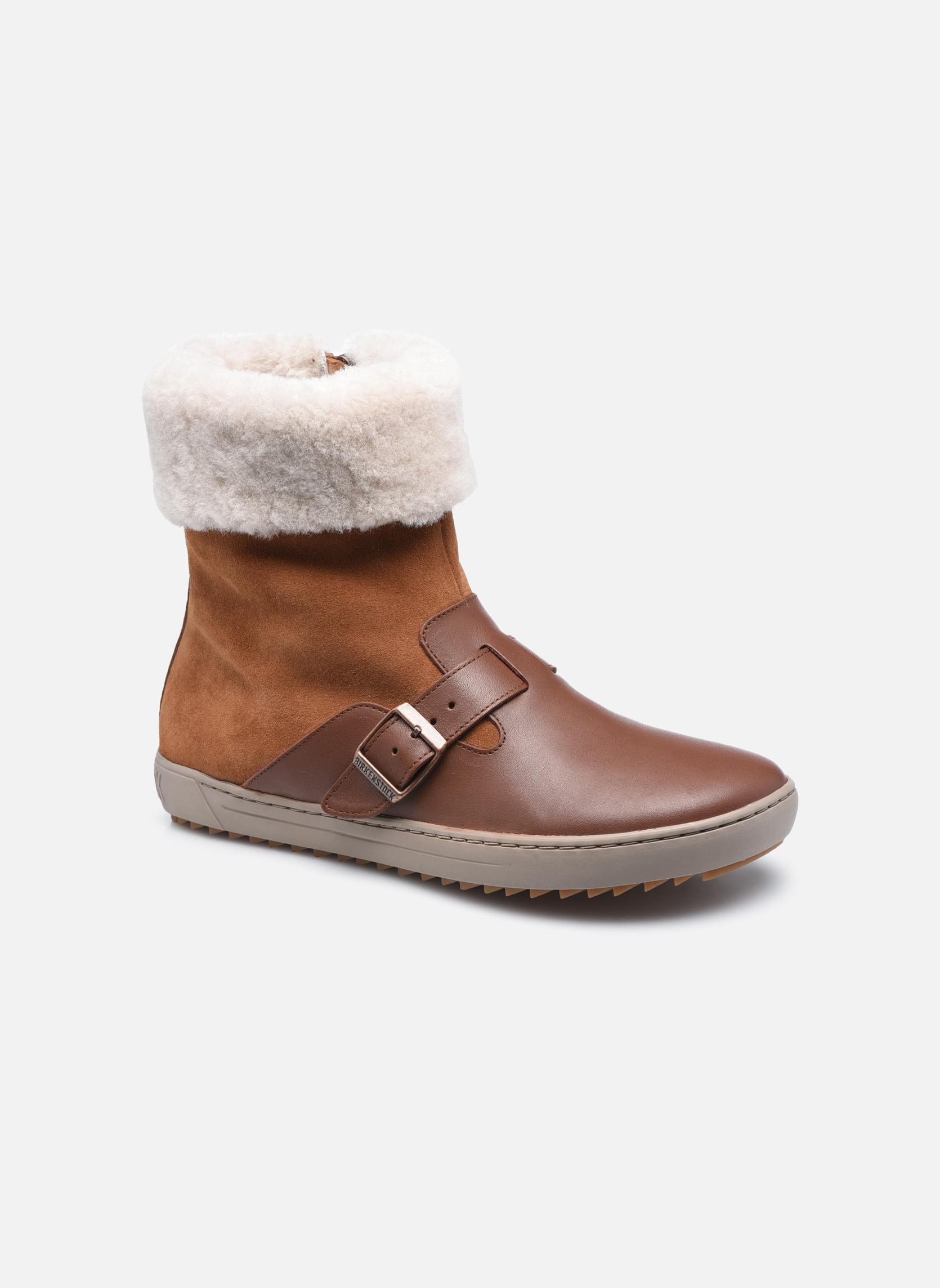 Boots en enkellaarsjes Birkenstock Bruin