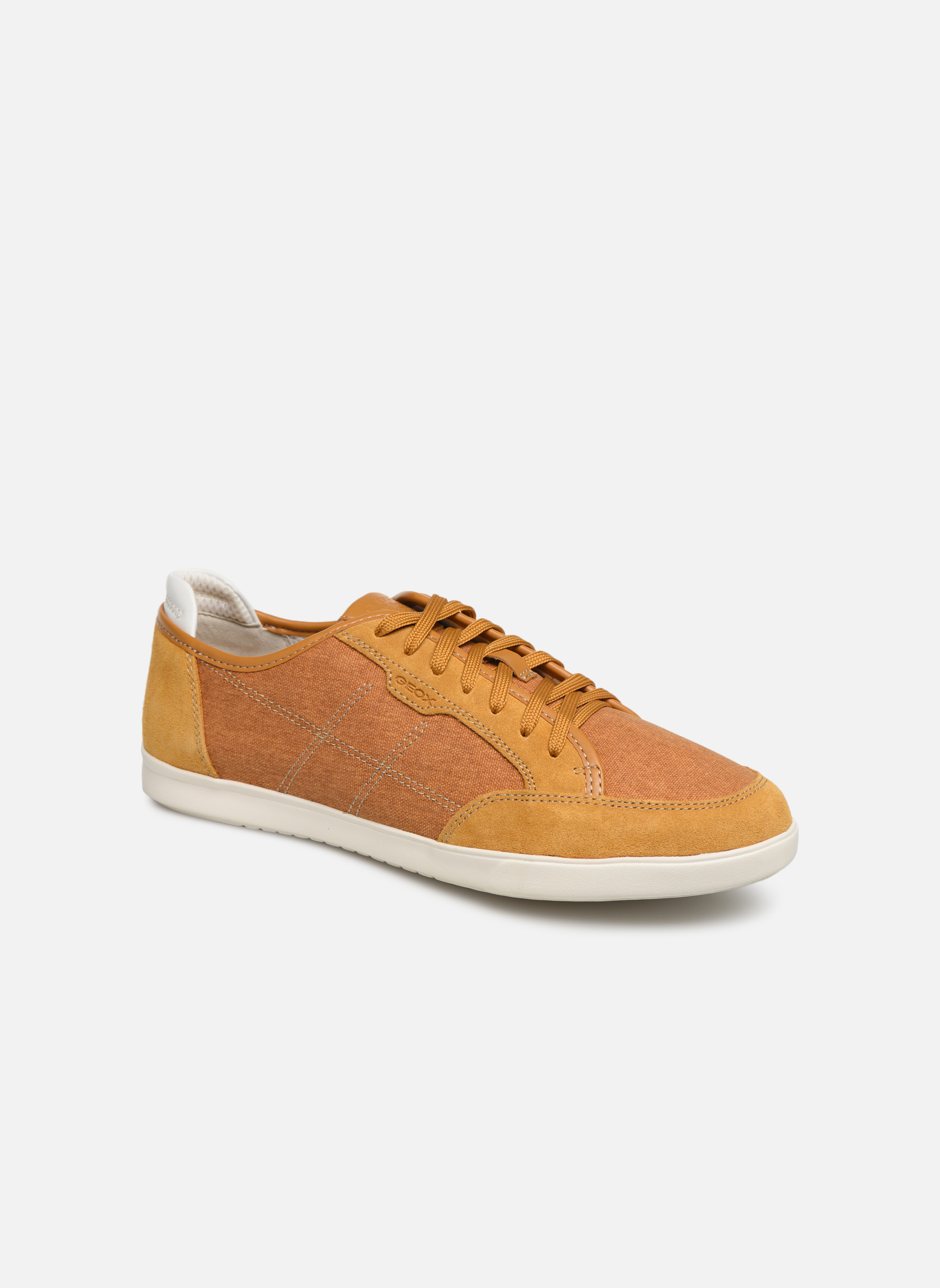 Sneakers Geox Geel