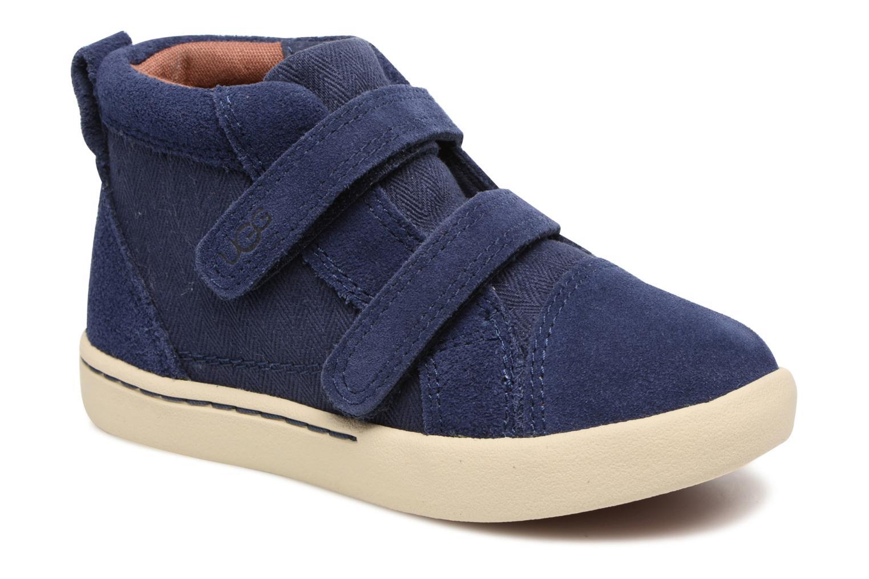 Schoenen met klitteband UGG Blauw