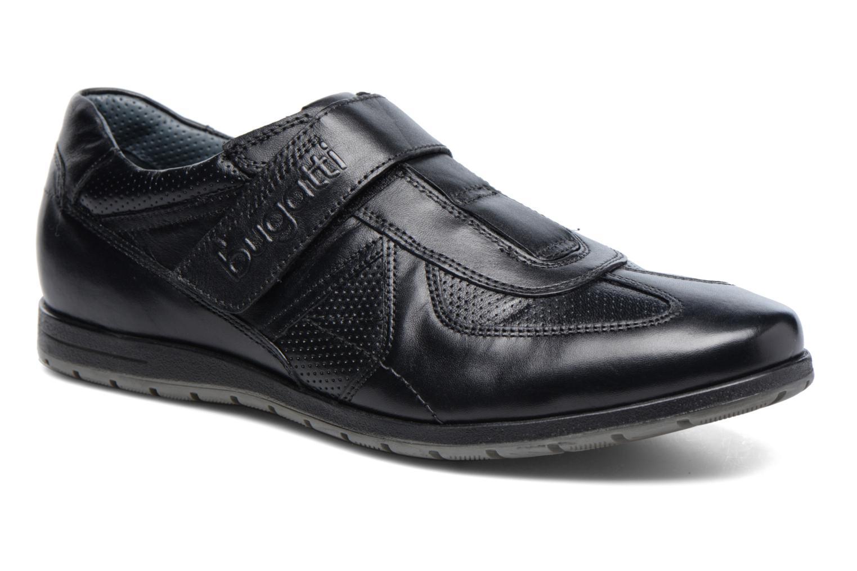Schoenen met klitteband Bugatti Zwart