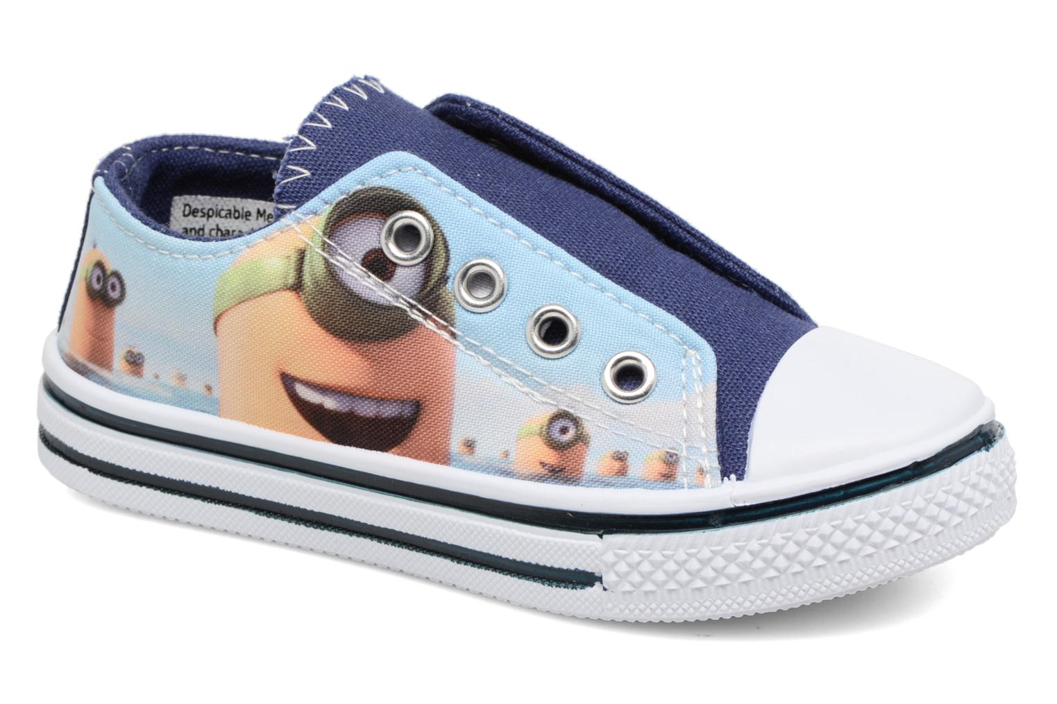 Sneakers Minions Blauw