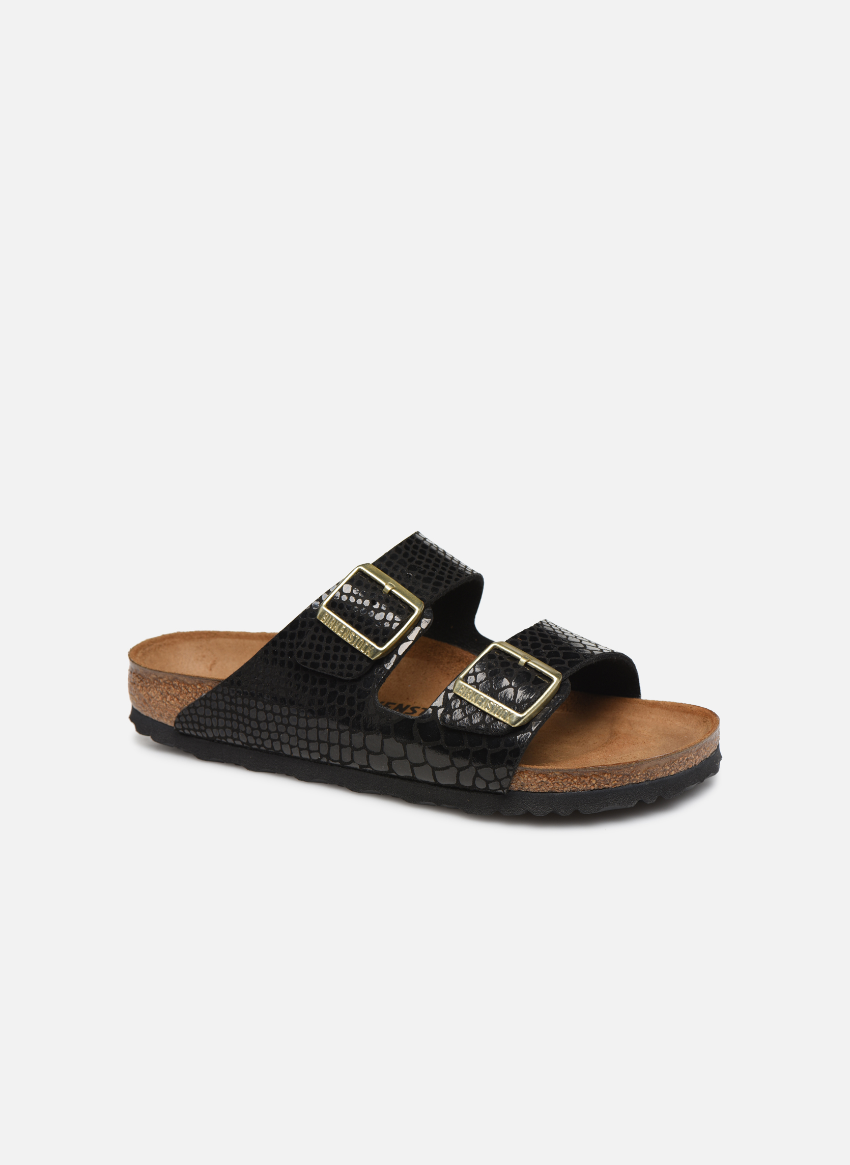 birkenstock arizona w sandalen f r damen schwarz bei. Black Bedroom Furniture Sets. Home Design Ideas