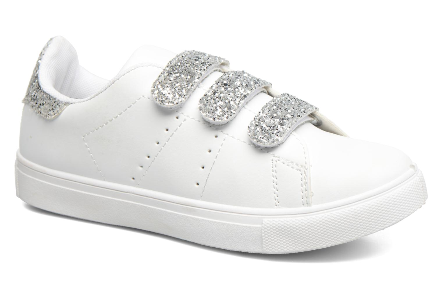 Sneakers I Love Shoes Zilver