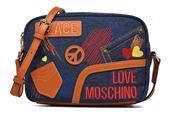 Denim bag Crossbody by Love Moschino - love moschino - sarenza.it