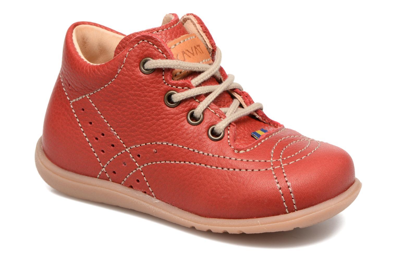 Boots en enkellaarsjes Kavat Rood