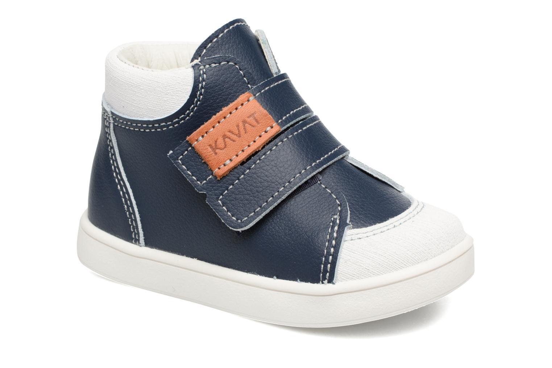 Sneakers Kavat Blauw