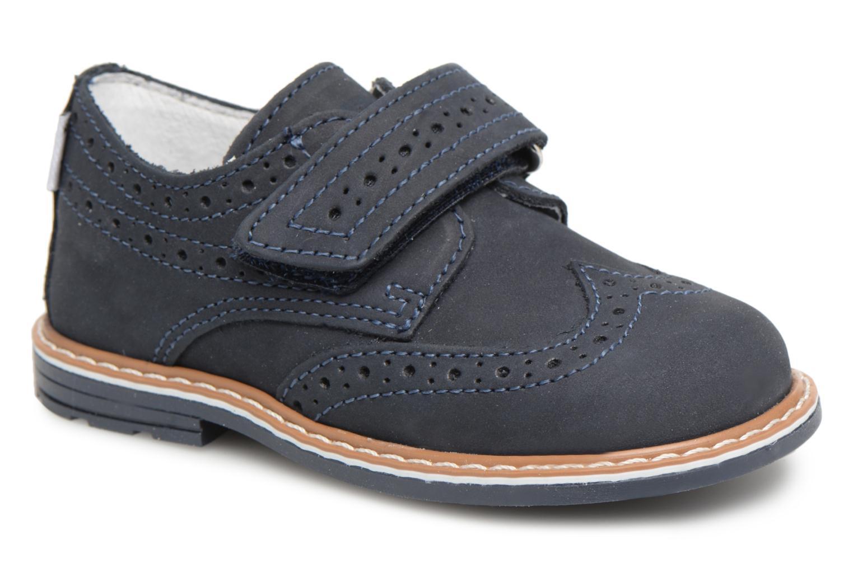 Schoenen met klitteband Melania Blauw