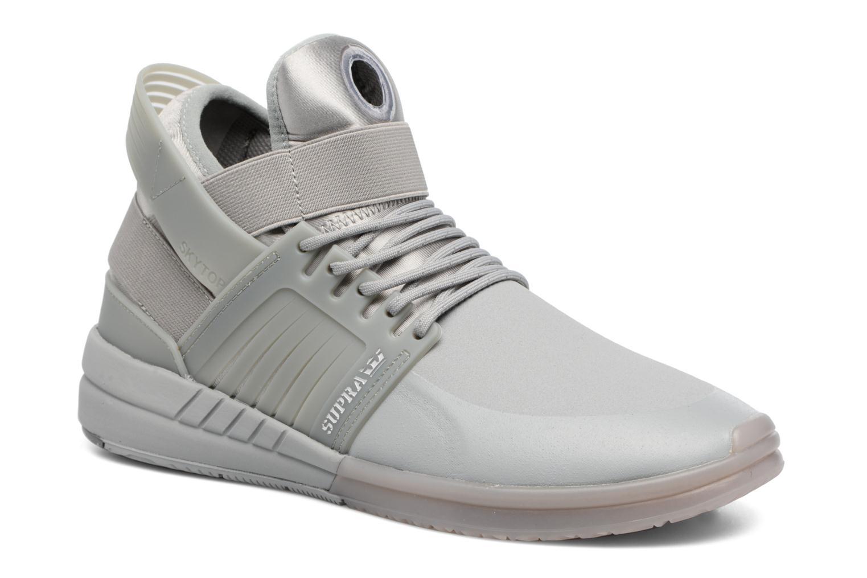 Sneakers Supra Zilver