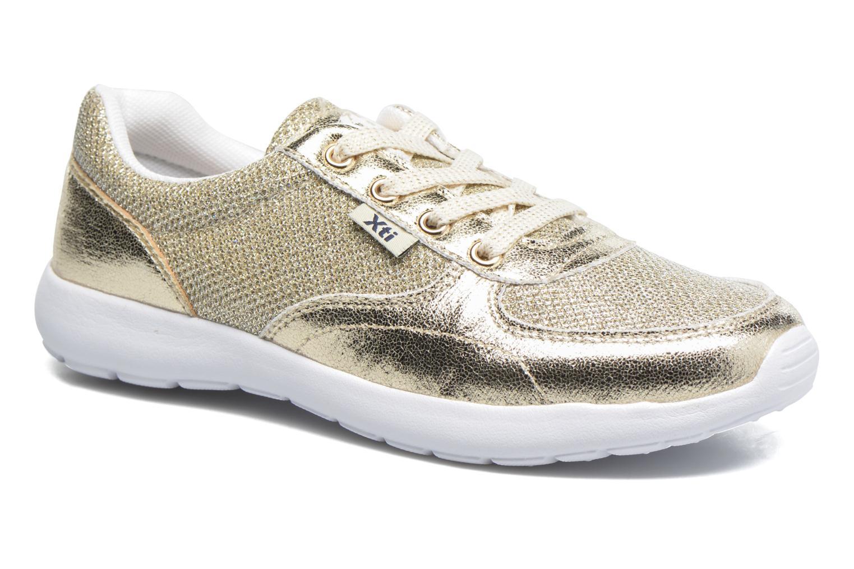 Sneakers Xti Goud en brons