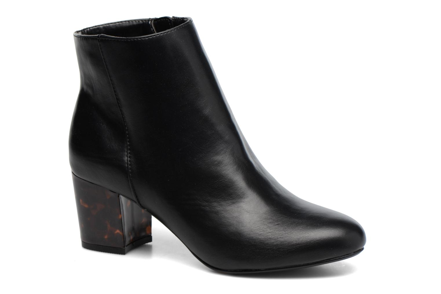 Mottled Heeled Boot by Dorothy PerkinsRebajas - 20%