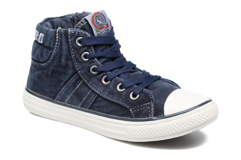 Sneakers Canguro Blauw