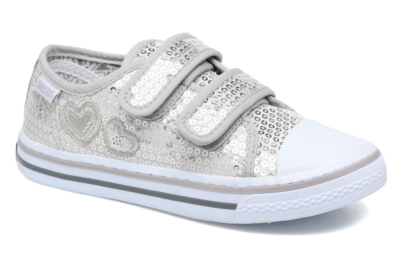 Sneakers Canguro Zilver