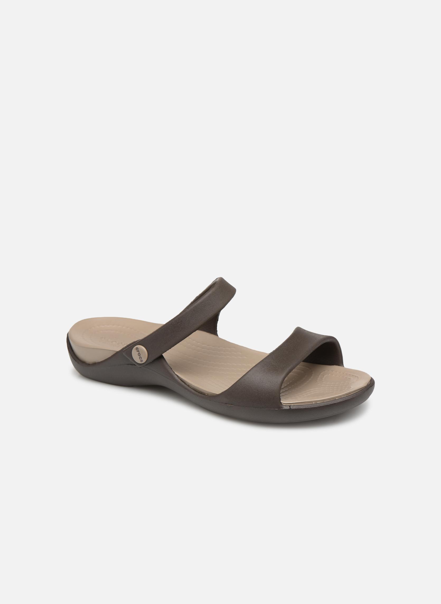 Wedges Crocs Bruin
