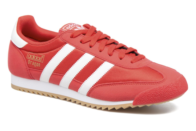 adidas dragon rood
