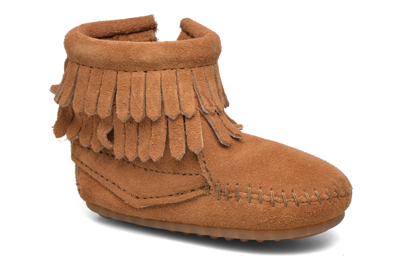 Boots en enkellaarsjes Minnetonka Bruin