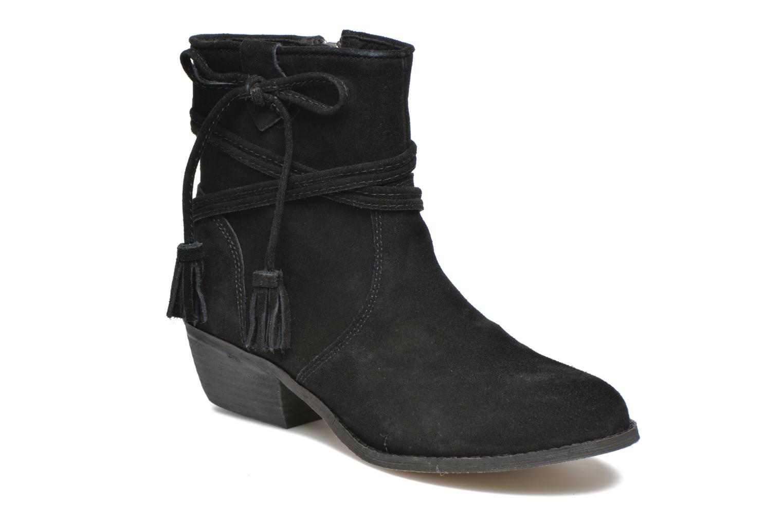 Boots en enkellaarsjes Minnetonka Zwart