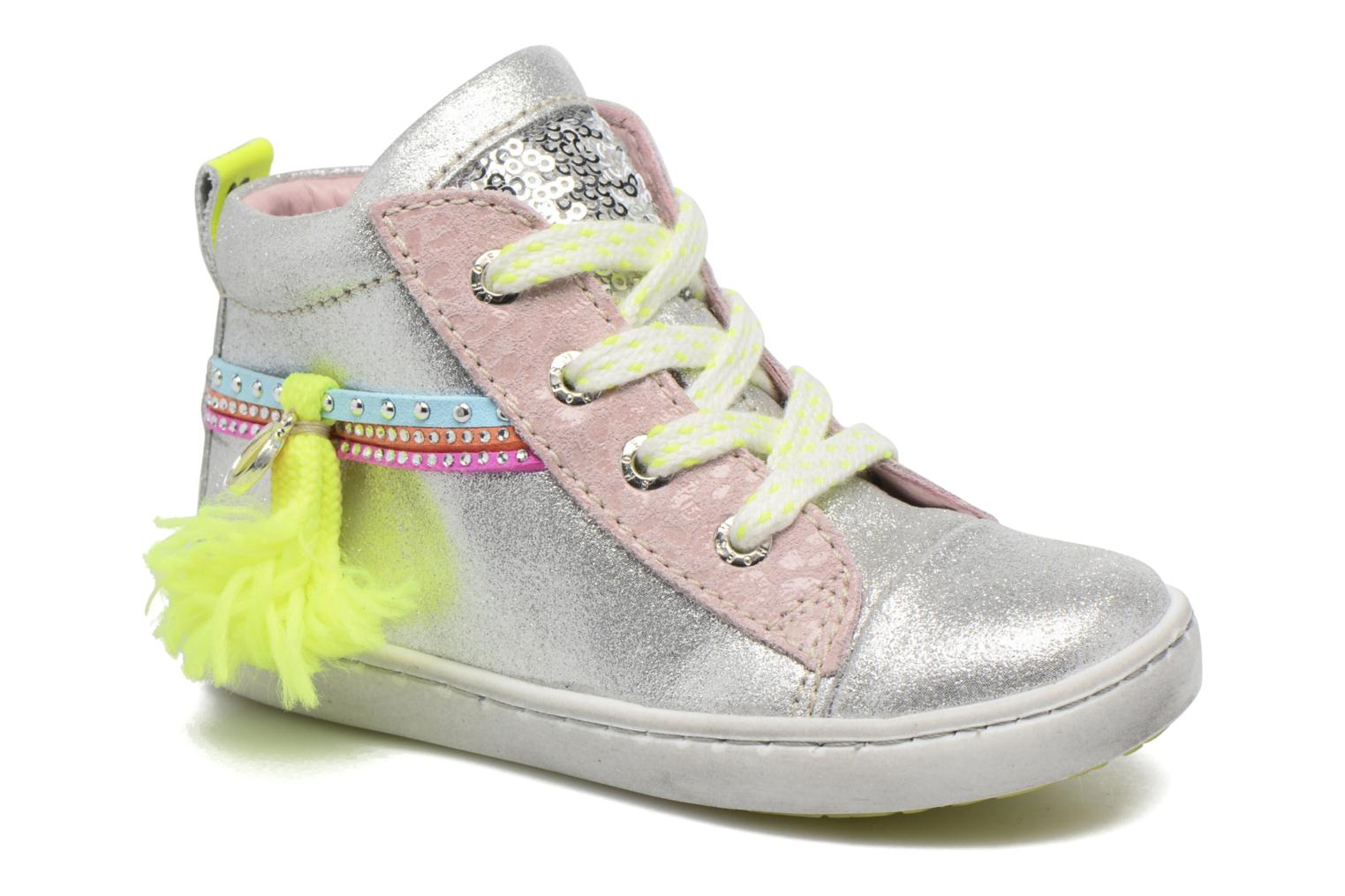 Sneakers Shoesme Zilver