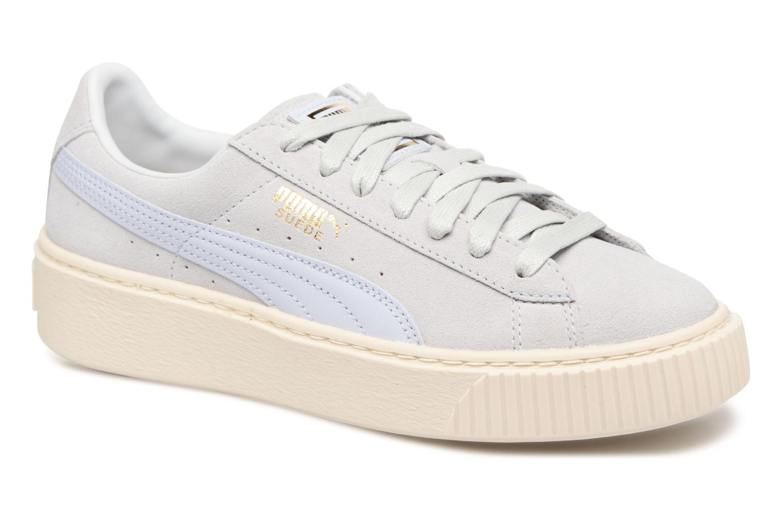 Sneakers Wns Suede Platform Core by Puma