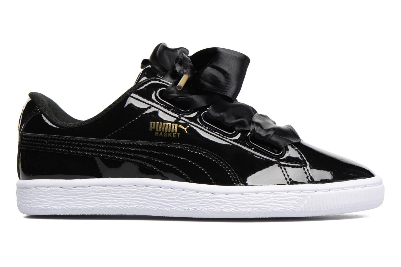 Dettagli su Donna Puma Basket Heart Patent Wn's Sneakers Nero