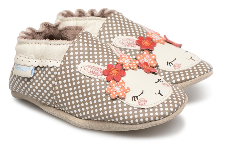 Pantoffels Robeez Bruin