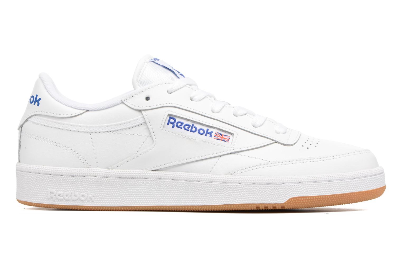 Dettagli su Uomo Reebok Club C 85 Sneakers Bianco