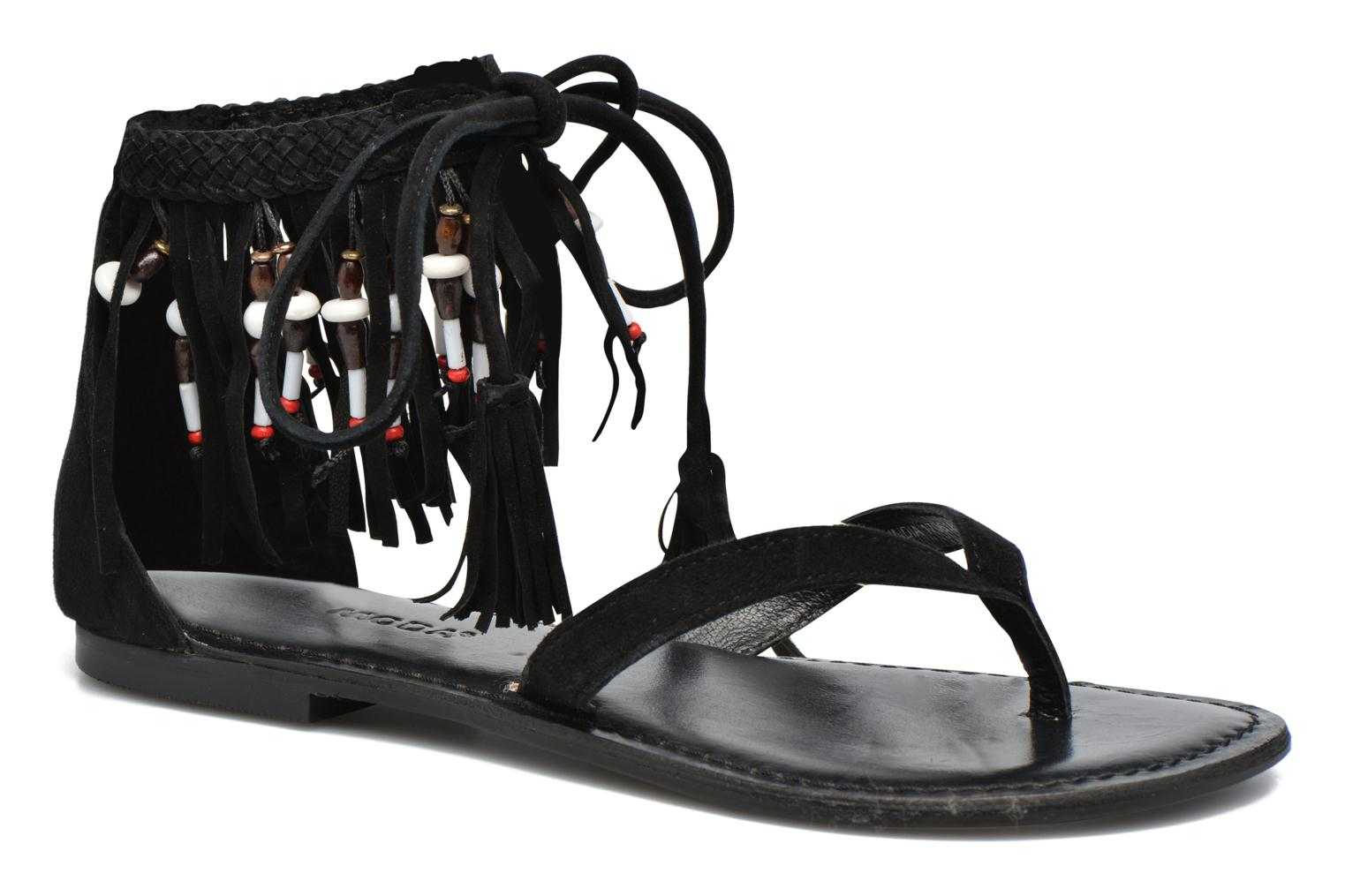 Kaya Leather Sandal by Vero ModaRebajas - 30%