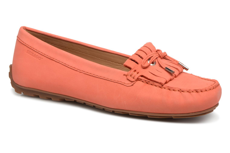 Mocassins Sebago Oranje