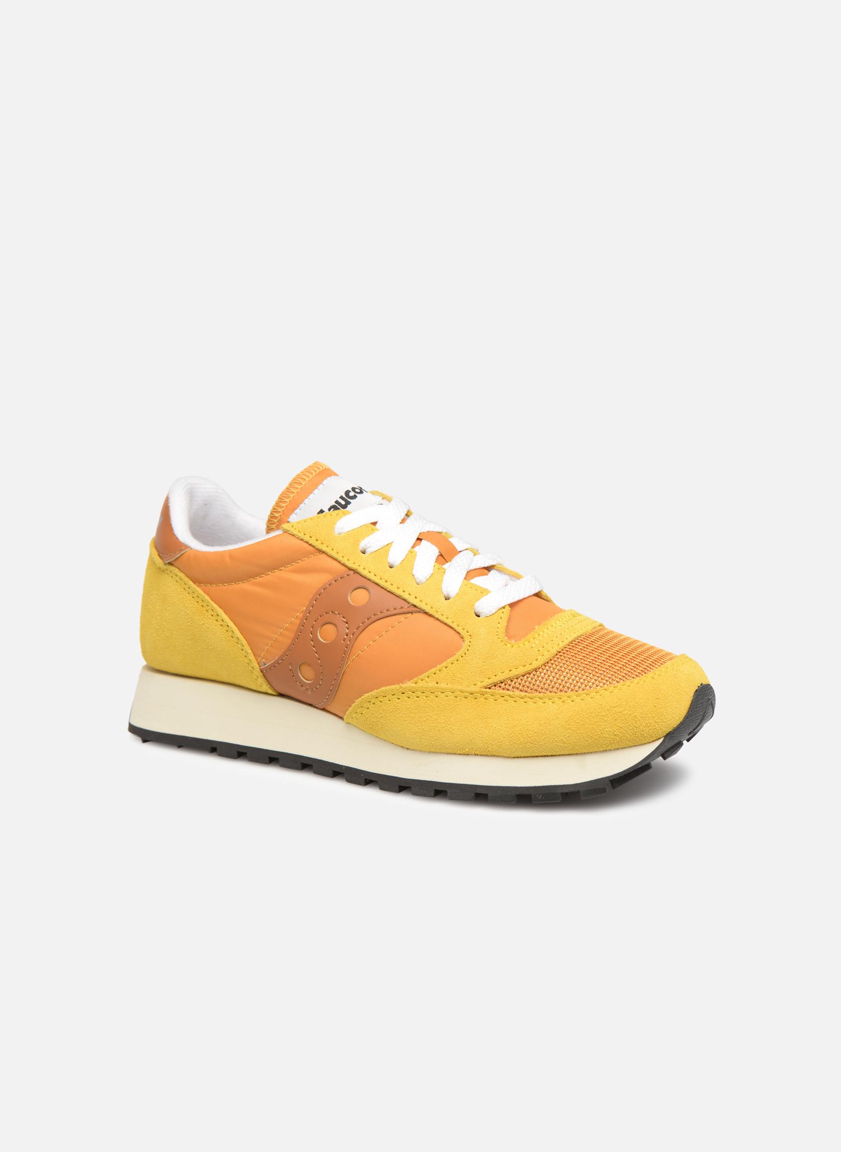 Sneakers Saucony Geel