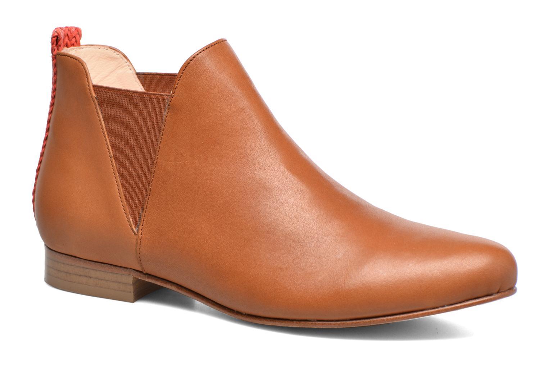 Boots en enkellaarsjes Anaki Bruin