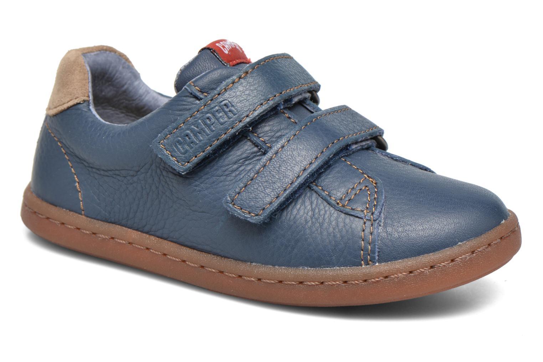 Schoenen met klitteband Camper Blauw