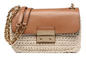 SLOAN EDITOR LG CHAIN SHOULDER M by Michael Michael Kors - michael michael kors - sarenza.it