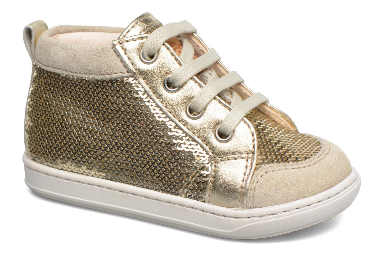 Sneakers Shoo Pom Goud en brons
