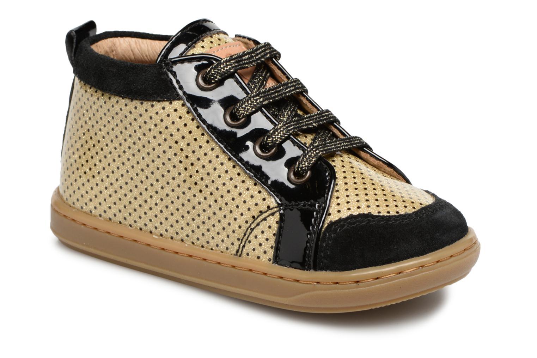 Boots en enkellaarsjes Shoo Pom Goud en brons