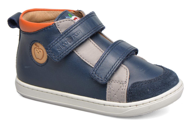 Sneakers Shoo Pom Blauw