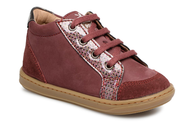 Sneakers Shoo Pom Bordeaux