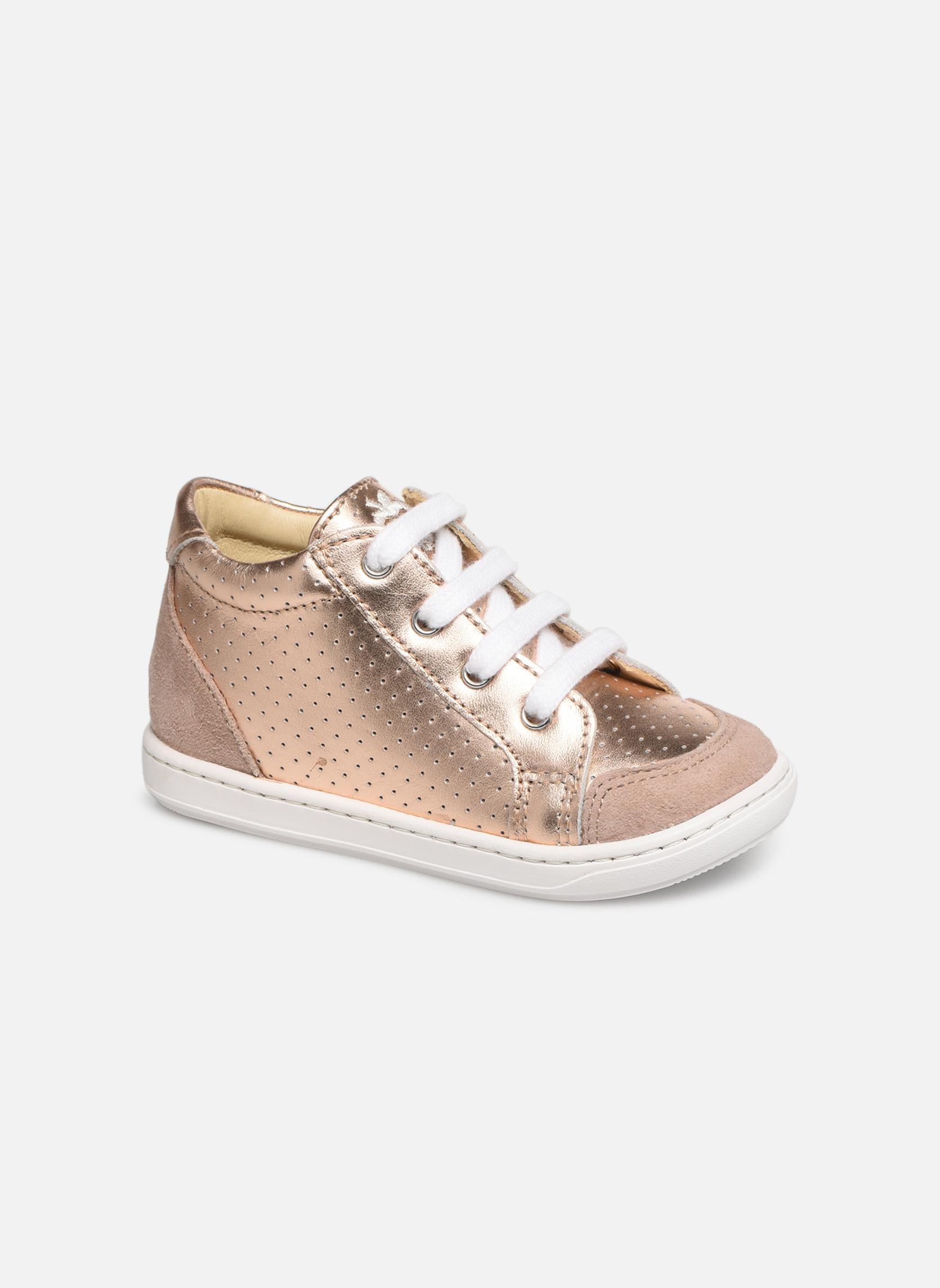 Sneakers Shoo Pom Zilver